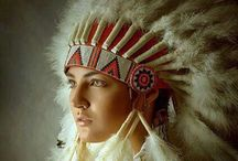 American Indian Nations, People, and Culture / Beauty of American Indians