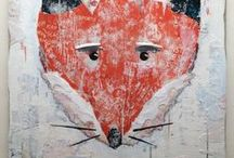 ANIMALS / collage art / 100% Collage Art by ©PHILIPPE PATRICIO all rights reserved