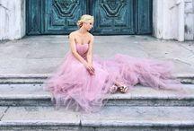 Wedding Dress by Marina Abdullina