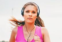 Workout Playlists / Whether you're looking for a playlist for your next run, your strength-training routine, a dance-cardio session, your yoga practice, or just because you're so over everything that's in your playlist right now, trust us: We've got you covered... Here you'll find awesome playlists with the aim of giving you the best goddamn exercise of your life.