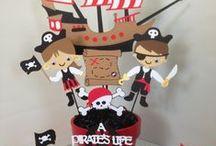 párty pirátská