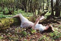 Bo i Skoven