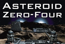 Asteroid Zero-Four boardgame in Battlegrounds Gaming Engine / Screenshots from one of the many games that can be played using my BGE virtual tabletop software