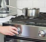 Stainless Steel / Presenting a kitchen for those with a taste for adventure