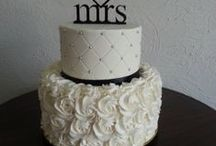Wedding Cakes made by Cindy