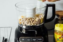 Food Processor Recipes / Slice, dice and chop your way to tasty new dishes