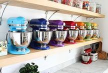 Collections of Color / KitchenAid color options help you match your tools to your taste