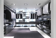 Dressing Rooms / Modern Eclectic Dressing Rooms / by Ryan Maclean