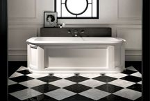 Bathrooms + WC's / Modern Eclectic Bathrooms & WC's / by Ryan Maclean