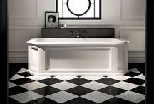 Bathrooms + WC's / Modern Eclectic Bathrooms & WC's / by Ryan Maclean