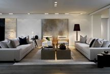 Living Rooms / Modern Eclectic Living Rooms / by Ryan Maclean