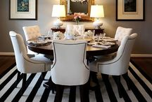 Dining Rooms  / Modern Eclectic Dining Rooms / by Ryan Maclean