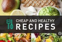 Healthy Eating on a SNAP Budget / Tips and ideas, recipes, menu plans, etc for healthy living on government assistance / by Feed the Children