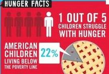 Educate Yourself About Poverty and Hunger and How To End It / News, reports, and information on the work to reduce poverty and hunger across the U.S. and around the world / by Feed the Children