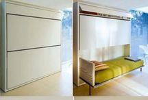 Multifunctional Furniture  / Multifunctional Furniture + space saving ideas for small spaces. / by Ryan Maclean