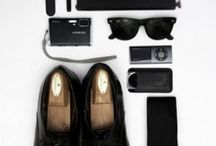 Men's Accessories   / Shoes | Watches | Bags | Jewellery  / by Ryan Maclean