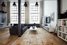 Loft Apartments / by Ryan Maclean