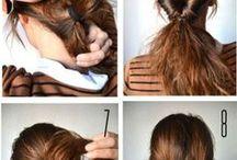 Princess Hairstyles / Hair and Beauty