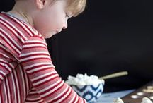 Kid-Friendly / Share your love of cooking and get your little ones involved in the kitchen
