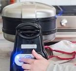 Waffle Baker Recipes / Make two waffles at once and let your creativity run wild