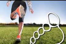 Just Keep Running / We treat all types of sports injuries, whether from school sports or weekend warrior activities. We also treat heel pain, one of the most common complaints we deal with. If you experience pain in your feet while exercising, give us a call at (814) 472-2660 or visit our website at www.premierpodiatrygroup.net