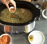 Slow Cooker & Multi-Cooker Recipes / Make more with your slow cooker and multi-cooker
