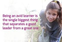 Lead2Feed: Lesson 3 / Be an avid learner: seek and build know-how.