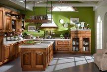 Κουζίνες Κλασικές