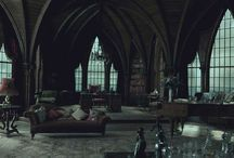 Gothic Interior / by Ryan Maclean