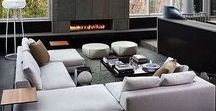 Living Room / Luxurious living rooms from around the world that are inspiring and desirable.