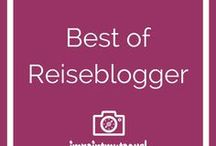 Imprintmytravel | Best of Reiseblogger-Kollegen / Best of Deutsche Reiseblogger: Sammlung von Reiseberichten und Artikeln über das Reisen ausgewählter Blogs.