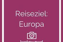 Imprintmytravel | Reiseziele Europa / Reiseziele in Europa | Reisetipps für Europa | Roadtrips in Europa.