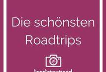 Imprintmytravel | Roadtrips / Eine Sammlung der schönsten Roadtrips der Welt als Inspiration für deine nächste Reise!