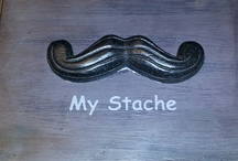 Private 'Stashe / A cache of 'staches, mustaches, and moustaches. / by Shaun Thorpe
