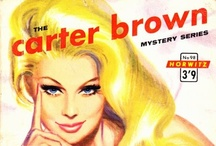 Carter Brown: Australian Vintage Paperbacks