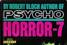 Robert Bloch Books and Magazines