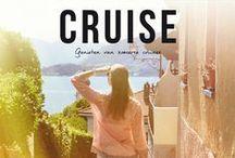 CRUISE Magazine Covers