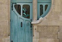 Front Doors / Fabulous Front Doors, Ironmongery and Door Furniture