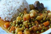 Ägyptische  Rezepte - Gemüse