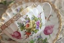 The Vintage Look (2) / ..desirable porcelain & other niceties.. / by Chrisna Smith