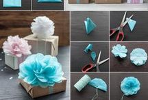 Great Gift and Wrapping Ideas