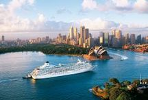 """Crystal Cruises / """"At Crystal Cruises, we are motivated by a single goal: to provide you with the finest experience not only in cruising, but in all of luxury travel."""""""