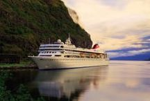 """Fred Olsen Cruise Lines / """"Cruise from the UK for Holidays to Europe and the World"""""""