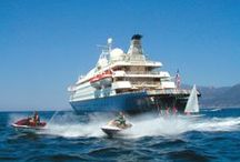 """Seadream Yacht Club / """"It's yachting, not cruising"""" Enjoy the difference."""