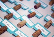 Escort Cards / Escort cards for weddings and other events