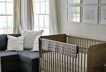 HOME DECOR // NURSERY / Beautiful ideas to make baby's room as cosy as can be.