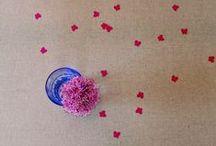 MY SLOW FLOWERS / Le mie composizioni floreali: fiori del mio giardino, fiori spontanei, fiori italiani, fiori fairtrade... tutti 100% slow flowers!