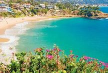 SoCal Love / Beautiful places in Southern California. San Diego, Oceanside, San Clemente, Laguna, Newport, Los Angeles, Malibu, Santa Barbara. Tourist attractions, beaches, things to do and see in SoCal.