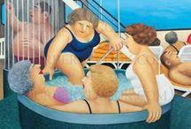 Art of Beryl Cook