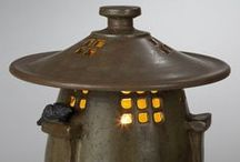 Ceramic Lanterns / New styles to give a warm glow to your room with candlelight or electric options